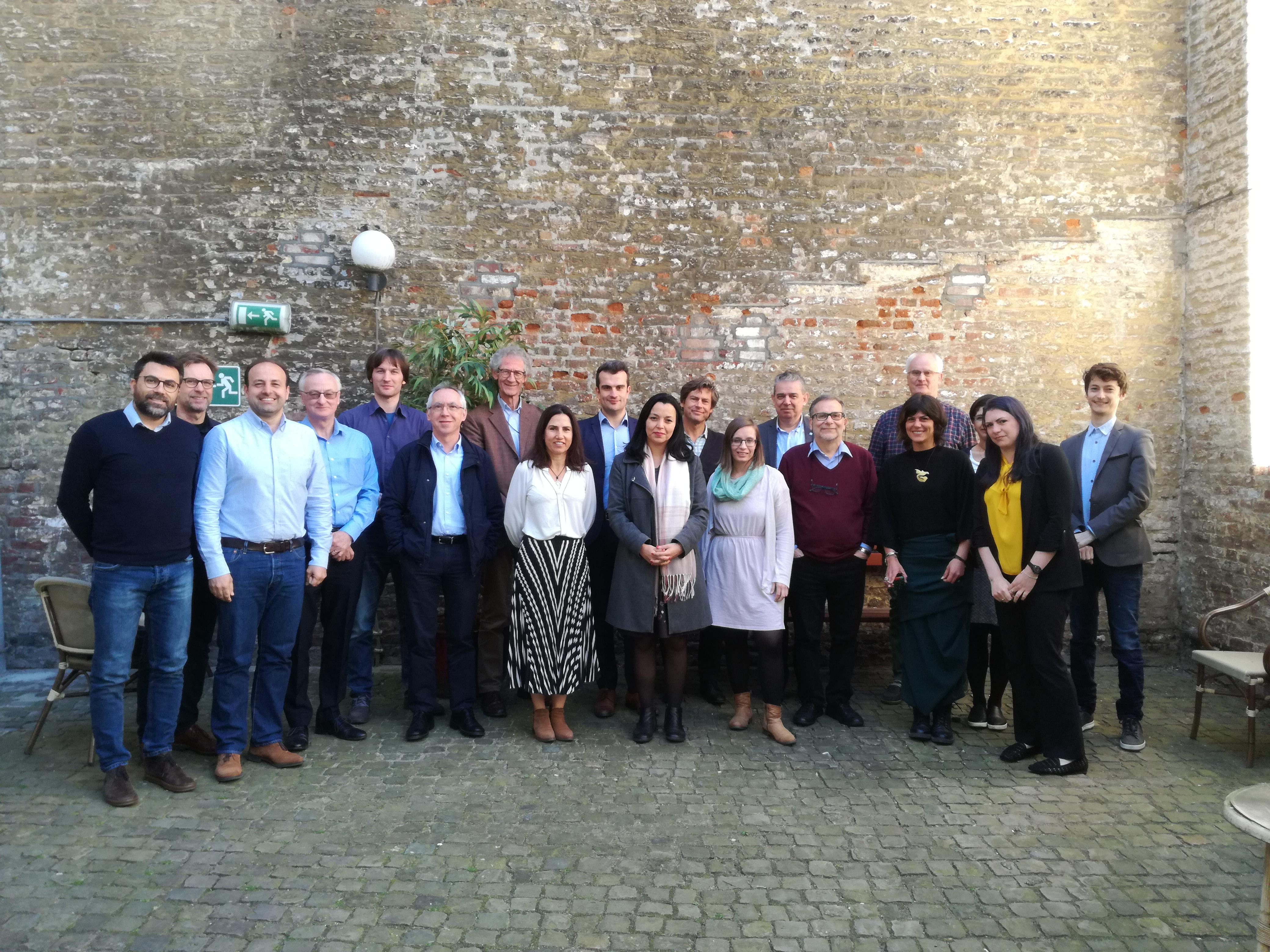 FIT4RRI consortium group picture